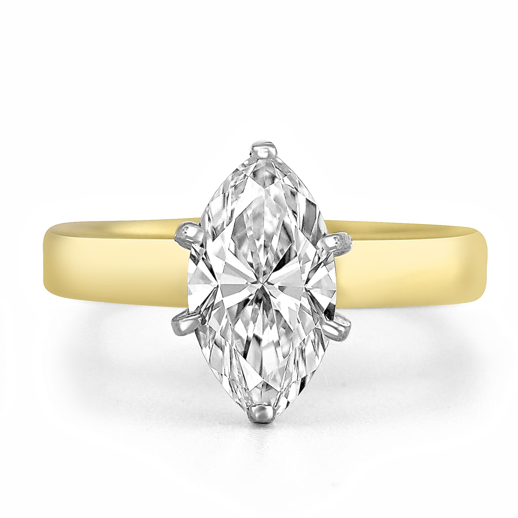Marquise Cut Diamond Engagement Rings – A Favorite Choice For Top Celebrities recommend