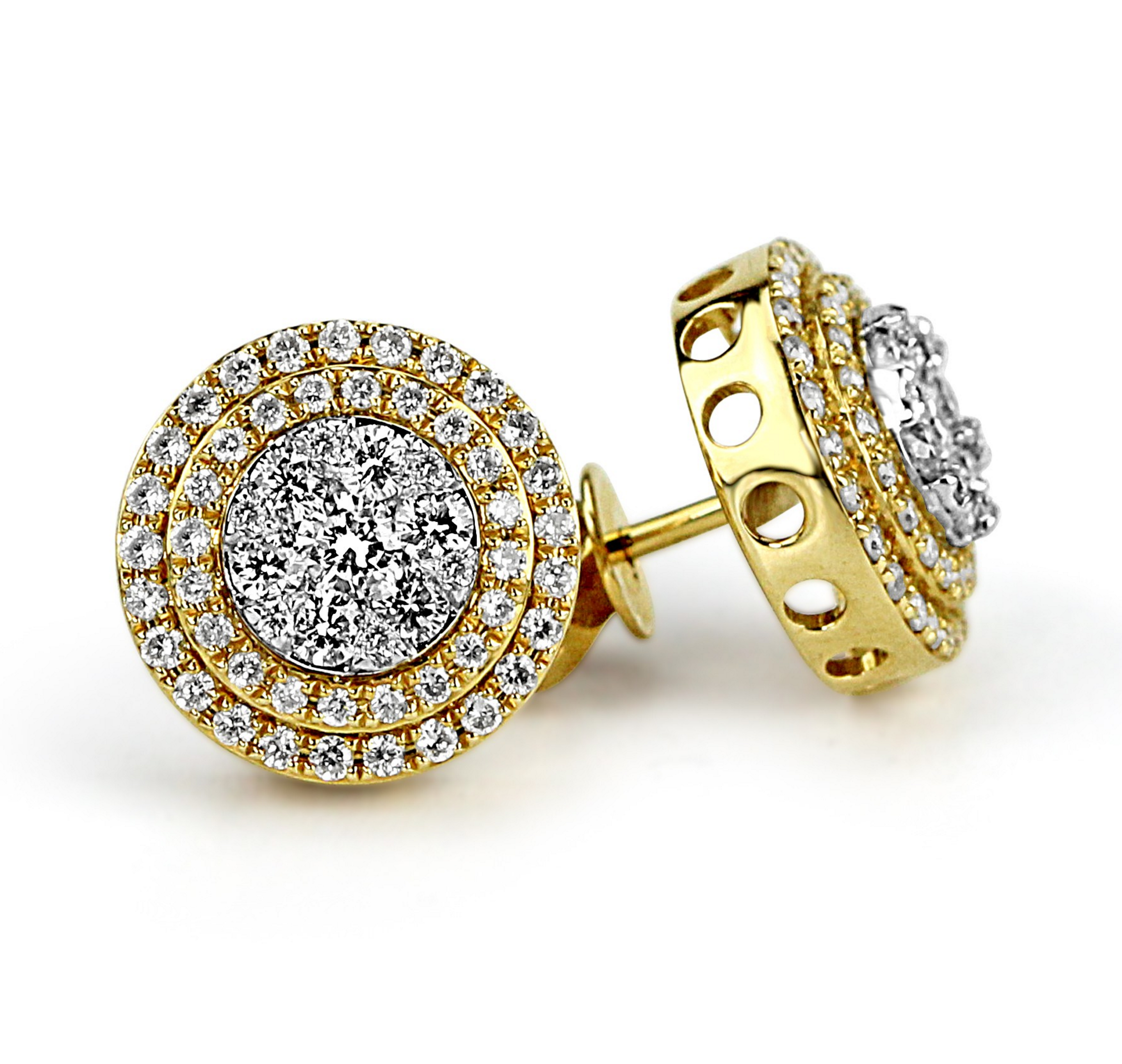 pin pendent jewellery of best fancy earrings pair and on yellow suspending each diamond